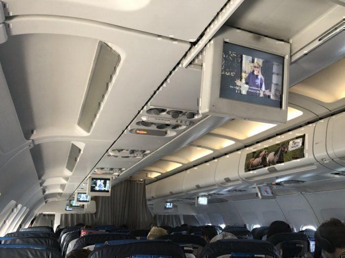 croatia airlines interior a319