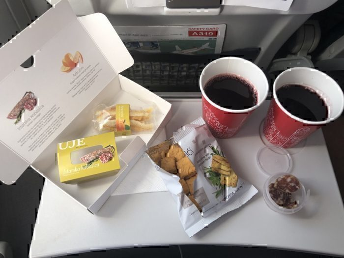 food and drink airbus