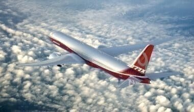 Boeing 777X airline orders
