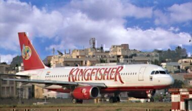 Kingfisher A320