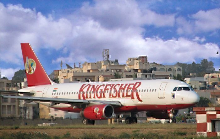 Kingfisher A320