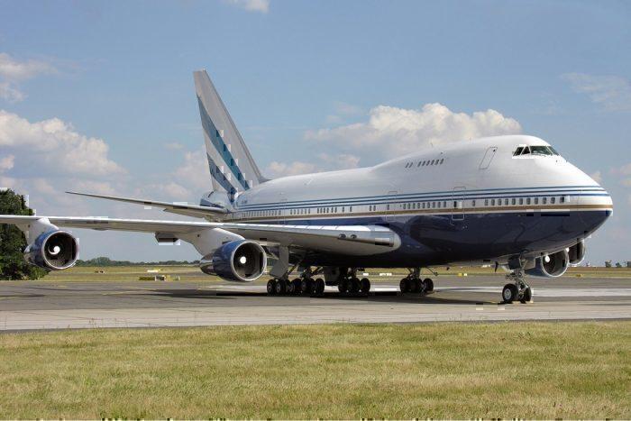 Las VEgas Sands 747