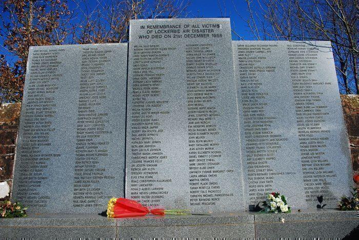 Lockerbie Air Disaster