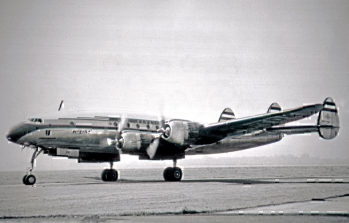 KLM Lockheed Constellatio