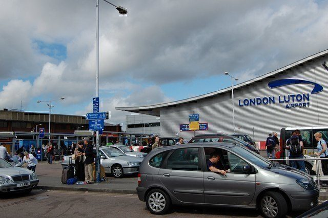 London Luton Airpot