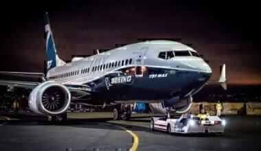 Boeing 737 MAX orders
