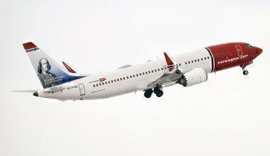 Norwegian, EI-FYD, Boeing 737-8 MAX