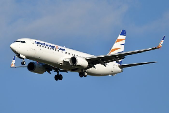 Smartwings Boeing 737-800 Flies For Over Two Hours On One Engine