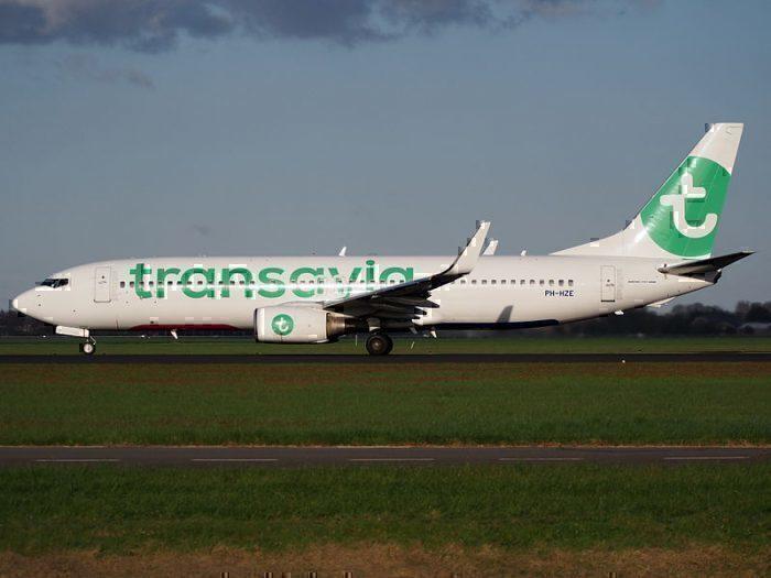 Transavia 737-800