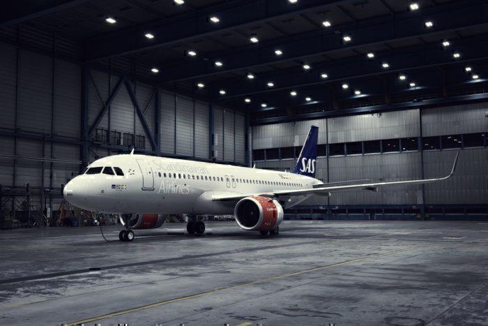 SAS-A320neo