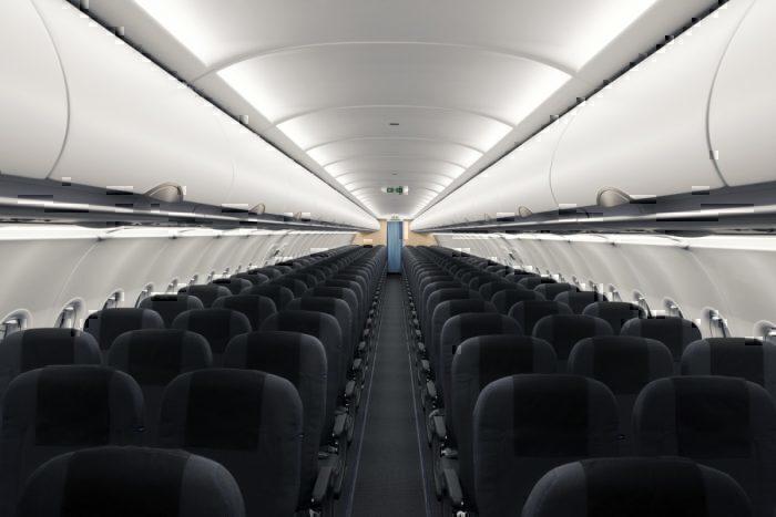 New cabin SAS 320neo