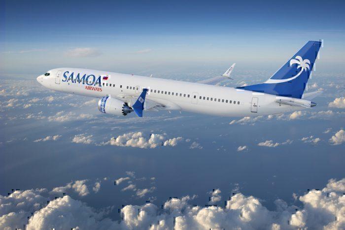 Samoa Airways MAX