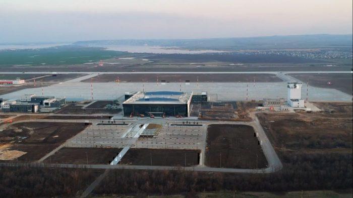 Gagarin Airport