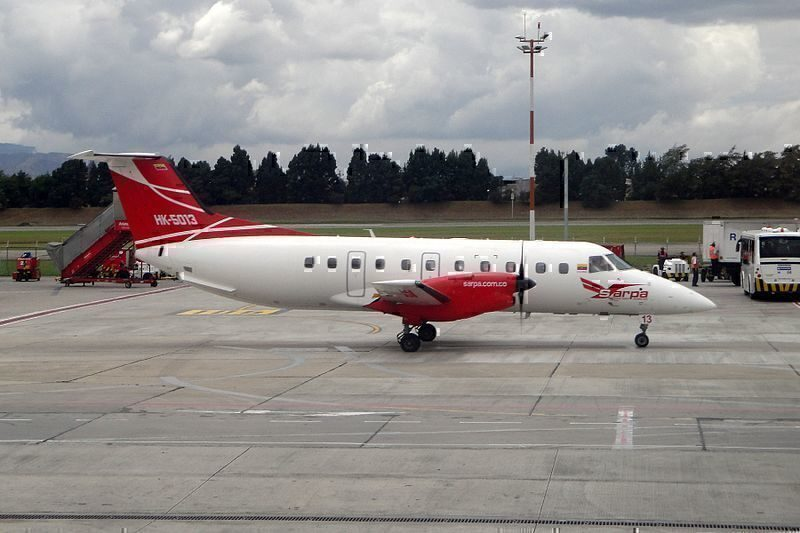 sarpa-e120-marcarena-airport