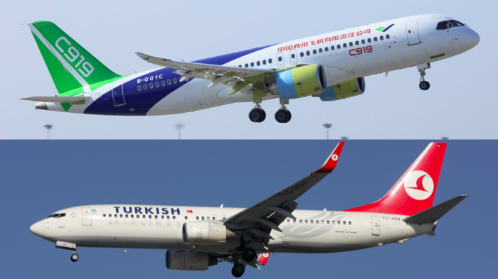 The COMAC C919 vs Boeing 737 - An Aircraft Comparison - Simple Flying