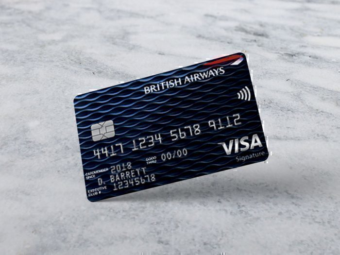 8 Reasons To Get The British Airways Visa Signature Card