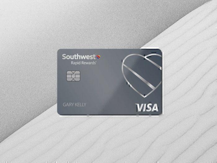 Southwest Rapid Rewards Plus card