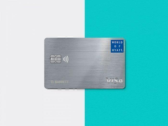 World of Hyatt card