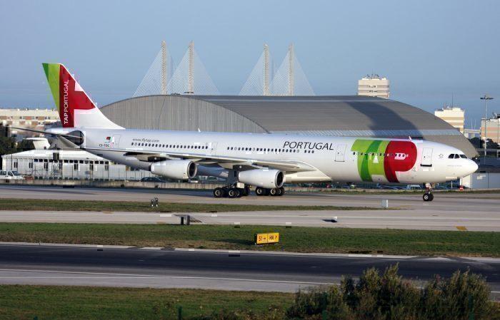 TAP Air Portugal Airbus A340