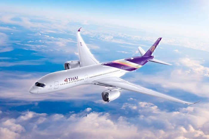Flying Thai Airways Airbus A350's - An Ultimate Guide
