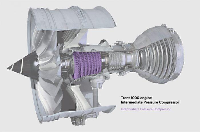 Trent 1000 IPC