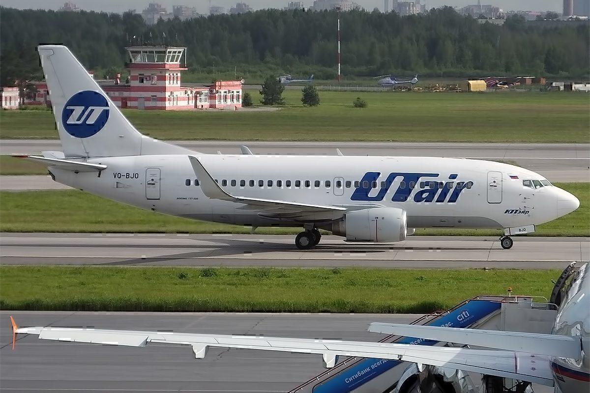 UTair VQ-BJO Boeing 737-524