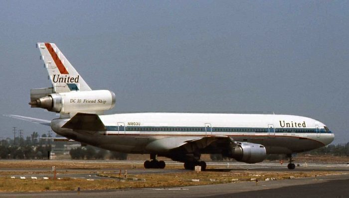 What Happened To United Airlines' DC-10 Aircraft?