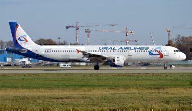 Ural Airlines, Airbus A321, Crash
