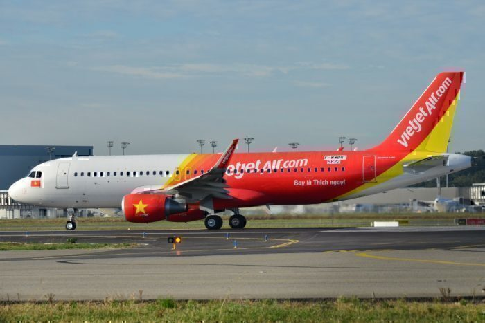 VietJet Air Hanoi New Delhi