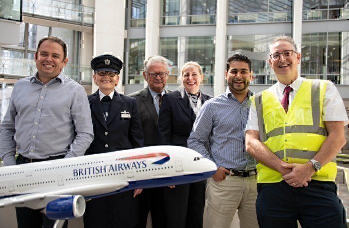 British Airways, tv series, documentary