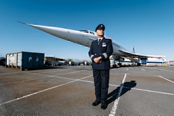 British Airways, Concorde, G-BOAB