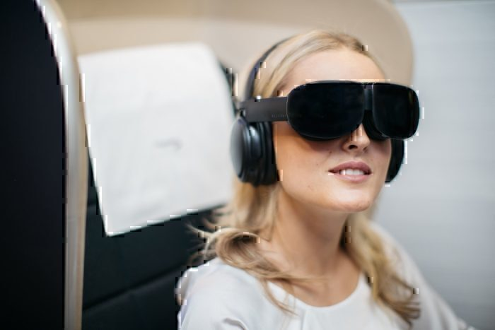 British Airways, Virtual Reality, New York