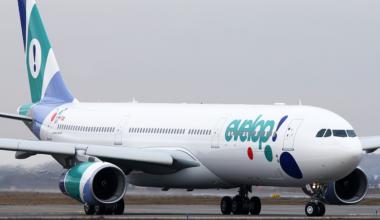 Evelop Airlines, British Airways, Wet Lease, Trent 1000