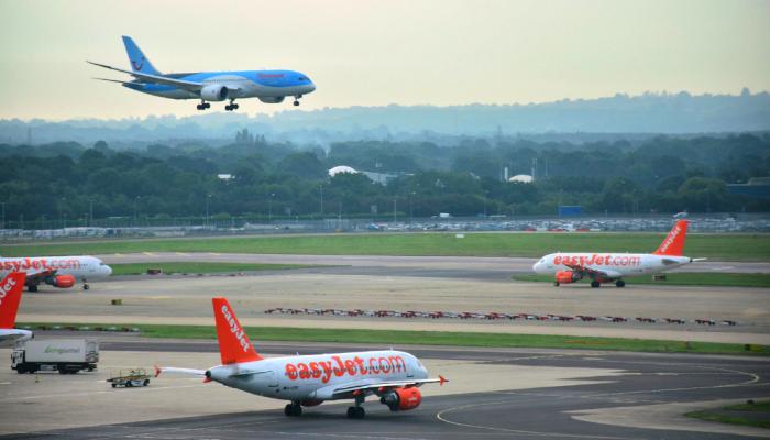London Gatwick Starts Planning Second Runway Usage