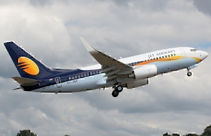 Jet Airways take-off