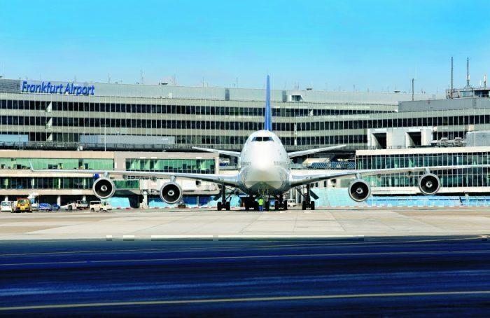 Frankfurt Airport German Aviation
