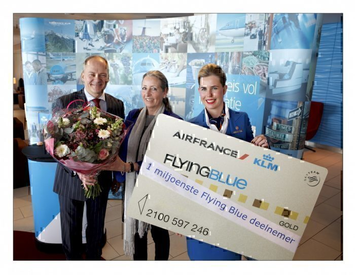 KLM-Air France Flying Blue