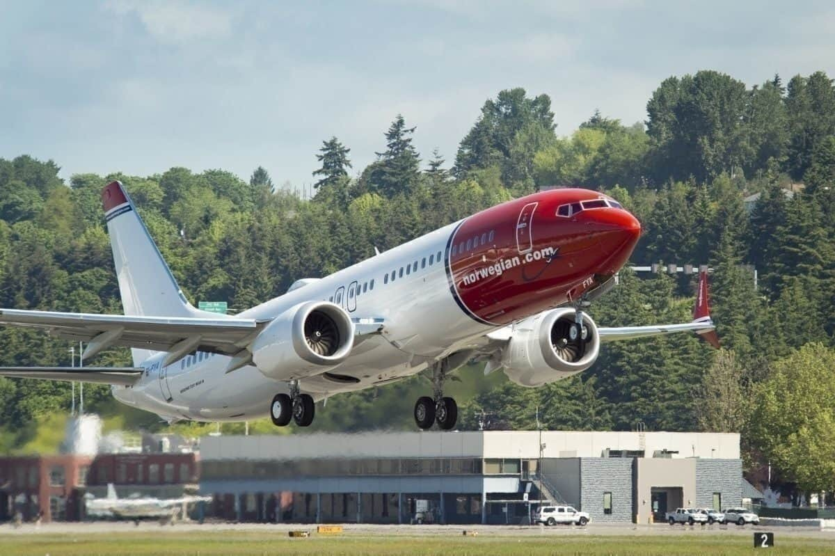 Norwegian Sues Boeing While Cancelling Almost 100 Aircraft Orders