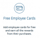 Spark Business card add employees