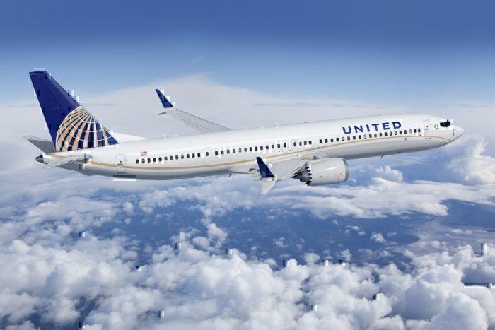 United 737 MAX