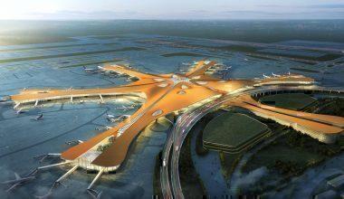 Beijing Daxing Airport, Beijing Daxing, New Beijing Airport