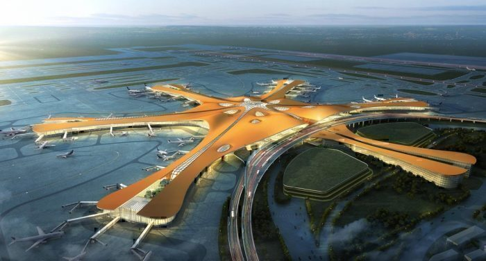 Beijing Daxing Airport, Beijing Daxing, New Beijing Airport