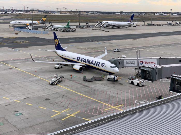 Ryanair, Turn Around, Ground Time