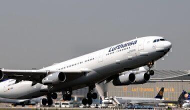 Lufthansa Ottawa to Frankfurt