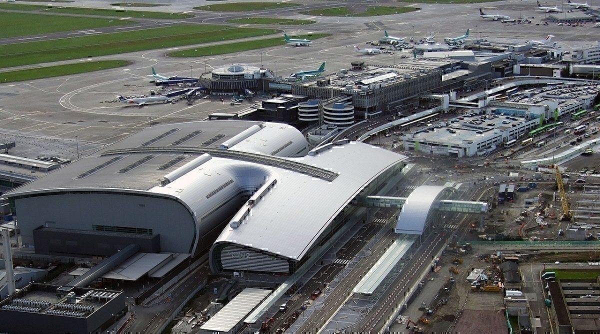 Dublin Airport Terminal 1 & 2