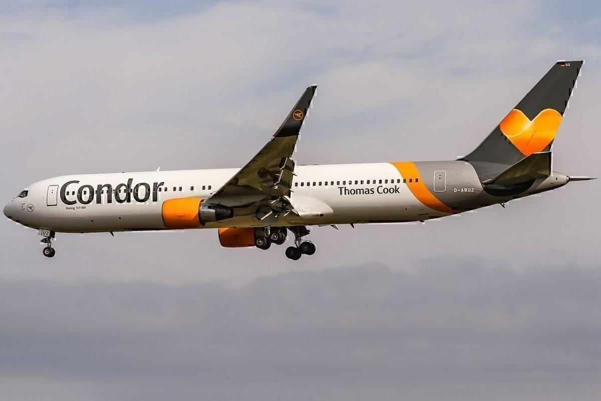 Condor Boeing 767-330(ER)