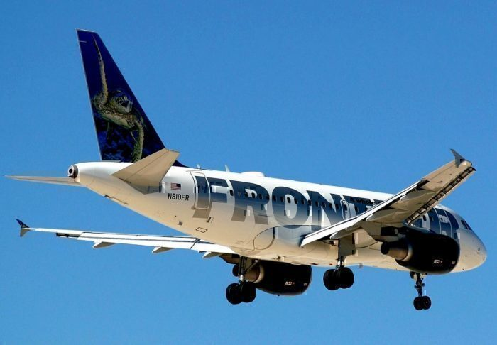 What Happened To Frontier Airline's Airbus A318 Fleet?