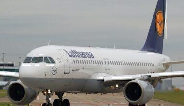 LH A320