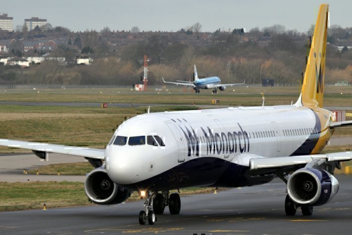 What Led To Monarch Ceasing Operations?