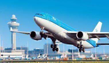 KLM A330